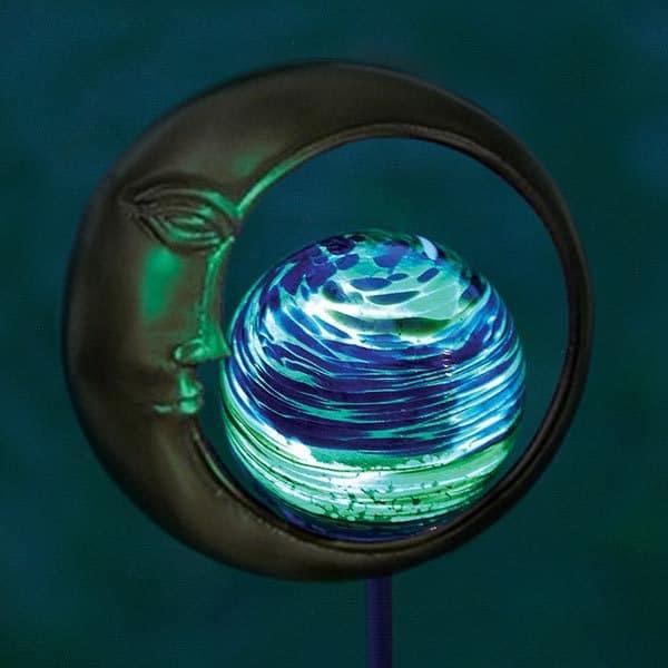 Illuminarie-Moon-Stake