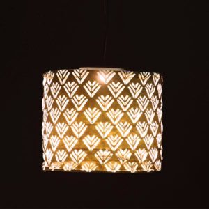 31597 Soji Stella Solar Lantern - Copper Drum