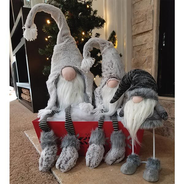 Collection Grey Gnomes