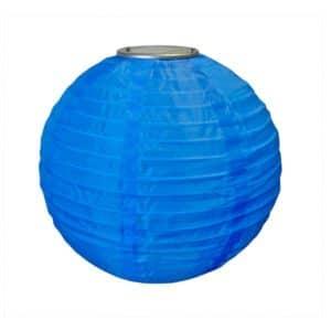 29614 Soji Original Solar Lantern – Blue