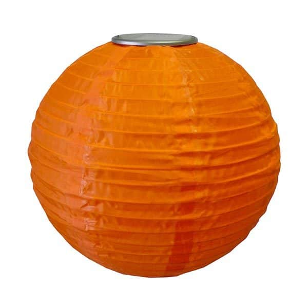 29613 Soji Original Solar Lantern – Orange