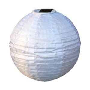 29496 Soji Original Solar Lantern – White