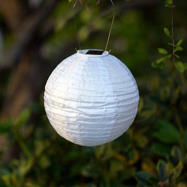 Soji Original Solar Lantern – White