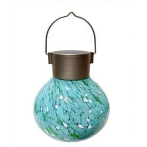 30565 Solar Tea Lantern – Mint
