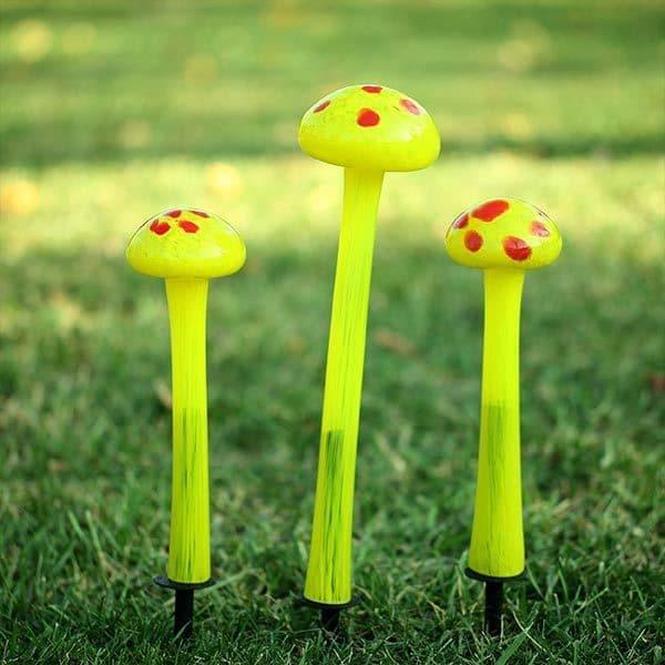 Yellow-Mushroom